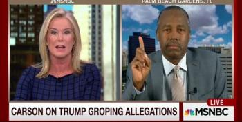 Carson Goes Off The Rails On Morning Joe's Crazy Train