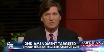 Fox 'News' Liars Claim Clinton Wants To Repeal 2nd Amendment