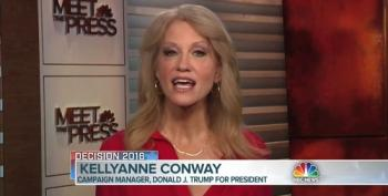 Conway To Todd: Trump 'Too Busy Winning Presidency' To Sue Accusers