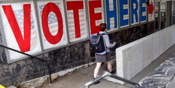 Early Voting? That'll Be 'Rigging' Too