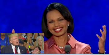 No One Respects Women More Than Trump Calling Condi Rice The 'B' Word In 2006