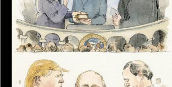 Open Thread - Next Week's New Yorker Cover