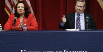 VIDEO: Mark Kirk Launches Racist Attack On Tammy Duckworth During Senate Debate