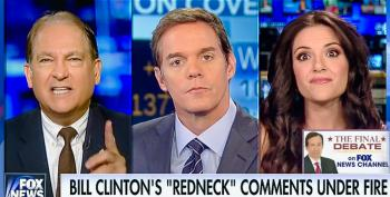 WATCH: Fox News Segment Goes Off The Rails When Liberal Guest Mentions 'White Privilege'