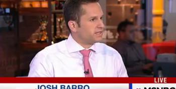 Josh Barro Switches Parties:  'F*k It. I'm Out'