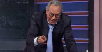 Lewis Black Rage Screams... To Get Out The Vote