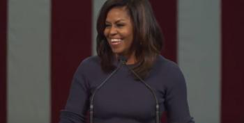 You Must Watch This Speech By Michelle Obama