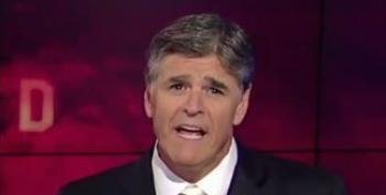 Sean Hannity Haz A Sad Over Paul Ryan