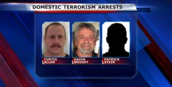 3 Militia Members Arrested In Connection With Plot To Carry Out Terror Attack On Kansas Mosque