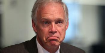 Republicans Write Off Ron Johnson As A Lost Cause