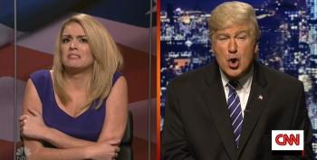 Saturday Night Live Scorches Trump's Non-Apology For 'Pussygate'
