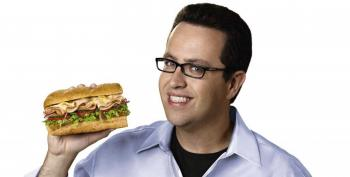 Jared Fogle's Ex Wife Sues Subway, Claims They Knew He Was A Pedophile