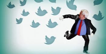 Ha!  Twitter Goes After Newt Gingrich