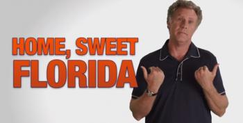 Will Farrell Goes All Out To Help Floridians Vote