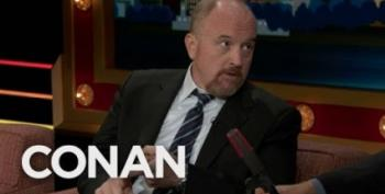 Louis CK Is Pro-Hillary, Not Just Anti-Trump.  He's With Her!