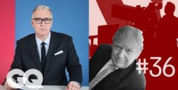 Keith Olbermann Portrays A Scary Trump-TV American Hellscape