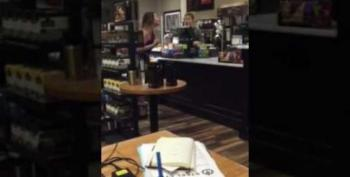 Woman Who Bullied Michaels Employees Caught Harassing Peet's Coffee Employees (Updated)