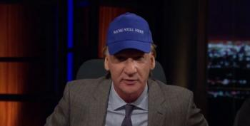 Bill Maher: 'Roommates Can Move Out, Patriots Can't.'