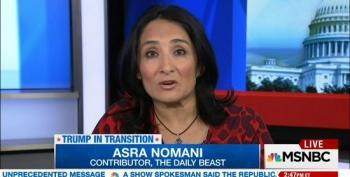 Trump-Supporting Muslim Blames Dems For Spike In Muslim Hate Crimes
