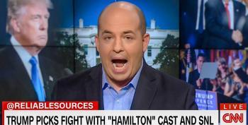 Trump's 'Hamilton' Meltdown Stuns CNN Host: 'I'm Speechless'