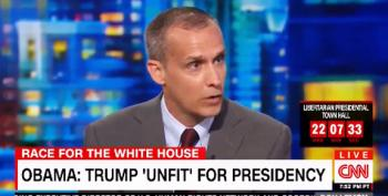 Did Corey Lewandowski Admit To Contact With James Comey Ahead Of The Election?