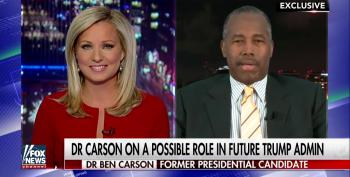 Dr. Ben Carson: Running HUD Would Be A Cinch For A Guy Like Me!