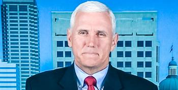 Why Is Mike Pence Trying To Bury His Emails?