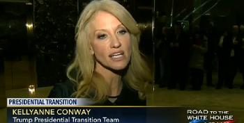 Kellyanne Conway 'Confident' Trump Isn't Breaking Any Laws Since He Has Lawyers And Advisors
