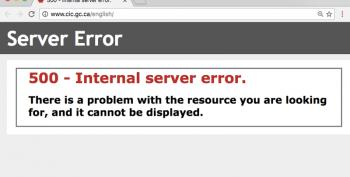 Canada's Immigration Website Appears To Have Crashed Amid U.S. Election Results