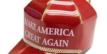 Trump 'Make America Great Again' Ornament Gets Skewered On Amazon