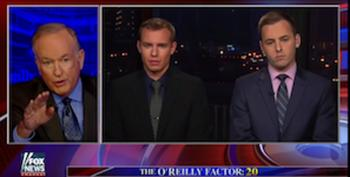 Three White Guys On Fox Show Love For Black Fetuses, Not Much So Much For The Mothers