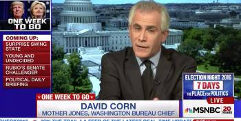 David Corn Dishes Some Truth About Russia, Trump And The Election