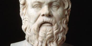 Open Thread - Thought For The Season From Socrates
