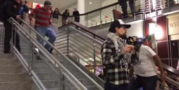 Anti-Trump Protester Assaulted At Ohio State