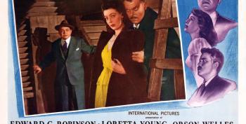 C&L's Saturday Night Chiller Theater: The Stranger (1946)