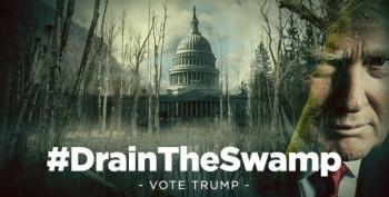 Drain The Swamp: Trump Team Loaded With Lobbyists, Jamie Dimon ...
