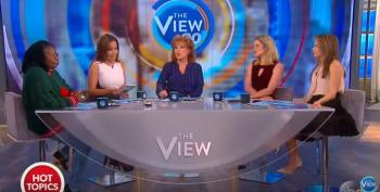 'The View' Panel Takes Down Trump's Recount Lies