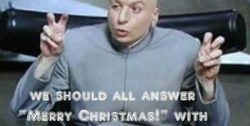 Open Thread - War On Christmas?