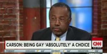 Crazy Ben Carson Named HUD Secretary, Because, Ya Know