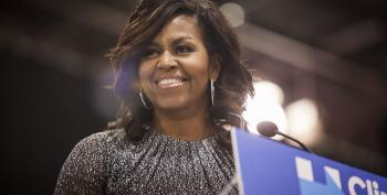 West Virginia Official Who Called Michelle Obama An 'Ape In Heels' Gets Her Job Back