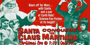 C&L's Santa Nite Chiller Theater: Santa Claus Conquers The Martians (1964)