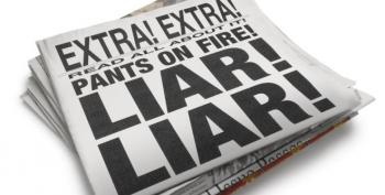 Where I Once Again Talk About 'Fake News' Blacklists - Updated