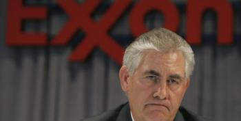 Exxon-Mobil Chief Expected To Be Secretary Of State Nominee
