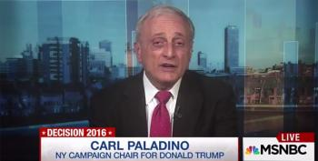 Carl Paladino Wishes President Obama Dead Of Mad Cow And Michelle To Live With An Ape