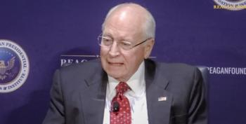 Ministry Of Propaganda: Dick Cheney Tells CNN  'We Don't Need You Guys Anymore' Because Trump Has Twitter