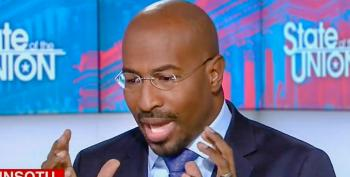Van Jones: Trump's Reaction To Russia Hack Is 'Baffling To Anybody With A Functioning Brain Stem'