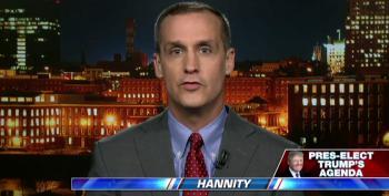 Corey Lewandowski: 'You Can Say Merry Christmas' Cause 'Trump Is Now The President'