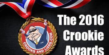 The 2016 Crookie Awards! Fourth Place: Kellyanne Conway