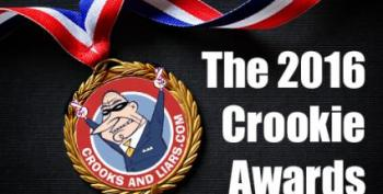 The 2016 Crookie Awards! Jeffrey Lord: Worst Pundit EVER