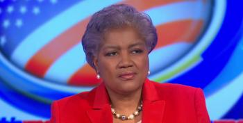 Donna Brazile Says Russian Hackers Came After Dems 'Until End Of Election'